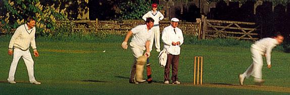The Ashby Carrington Cricket Club